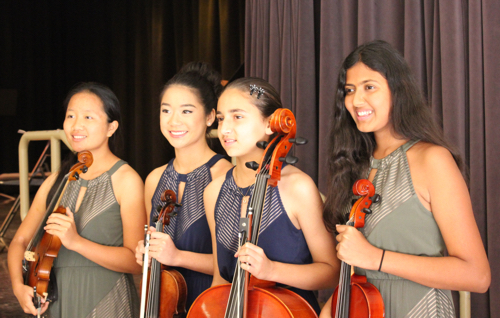 Najarian—The Year 1915: II. Dreaming; Karissa Dole & Connie Chang-Chien, violin; Giulia Roy, cello; Tara Char, viola, and Kristapor Najarian