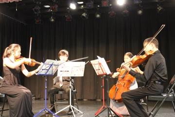 Tchaikovsky Quartet 1, Andante & Scherzo